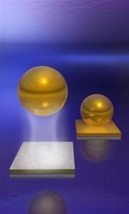 casimir effect levitation force
