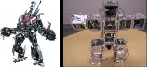 There's more than meets the eye to modular robotics.