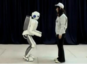 Toyota Humanoid Robot Runs At 7 Km/hr