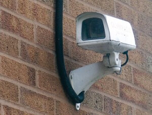 London has a million of these cameras. They don't seem to be working.
