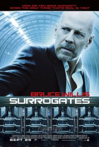 SURROGATES (2009) *** movie review by COOP