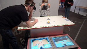 Augmented Reality conquers table top gaming.