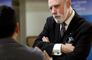 Vint Cerf's SU lecture is now free to view online. Stern glances still have to be aquired in person.