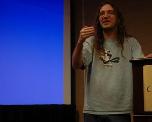 You can catch Ben Goertzel and others discuss the future of AI in videos from the AGI 09 conference.