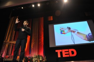 At TEDIndia Pranav Mistry announced that his SixthSense system would be open source.