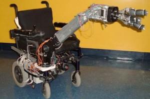 DORA could help people in wheelchairs easily open doors.