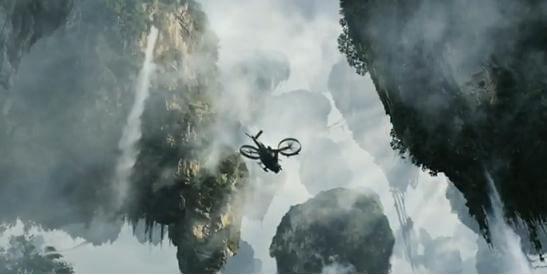 Avatar's Pandora Planet