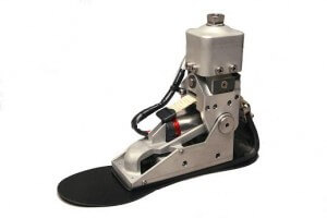iWalk prosthetic foot