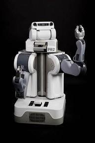 willow garage PR2 beta robot