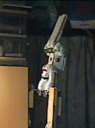 gymnastics robot