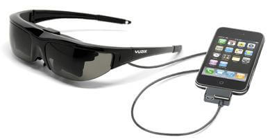 Could the Vuzix be the first HMD to gain market wide popularity?