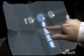 caprica paper computer