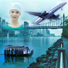 collage for medical tourism
