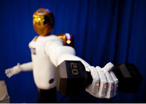 GM NASA robonaut