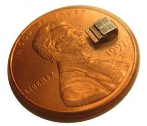 tiny sensor that could run for years