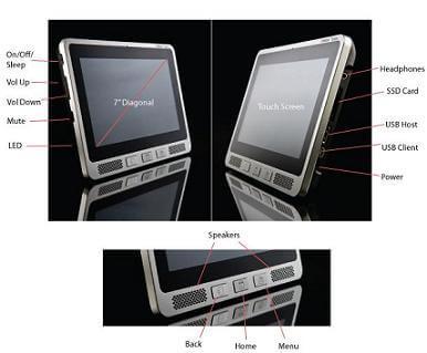 NIM1000 tablet