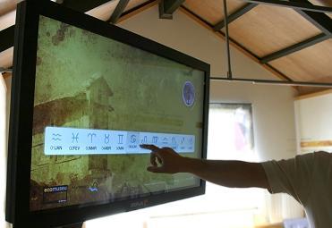 displax touchscreen