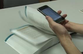 flipping book scanner concept