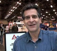 dean kamen at FIRST robotics competition