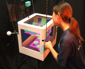 Cubee 3D virtual cube