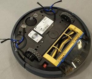 Samsung robot vacuum navibot