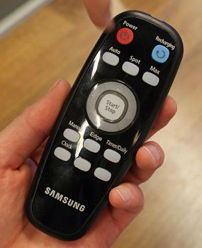 samsung navibot remote control
