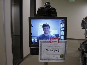 willow garage texai robot gets award