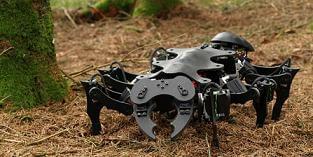 apod-hexapod-ant-robot