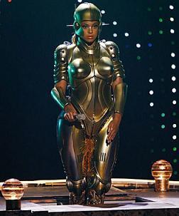 beyonce robot BET awards