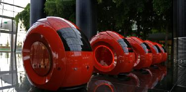 SIGA robots El Faro YDreams