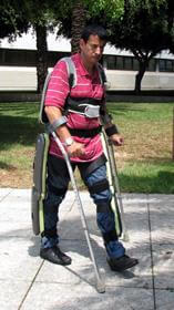 paraplegic exoskeleton rewalk