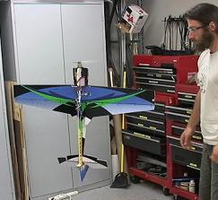 UAV-hovers