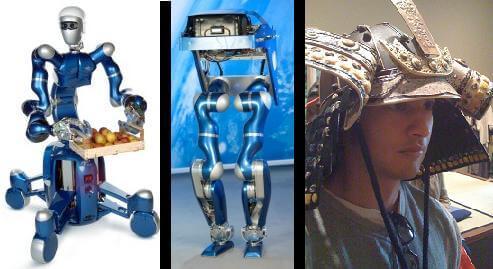 DLR-robot-head