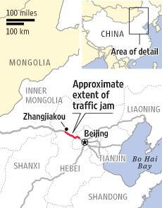 china-traffic-jam-map