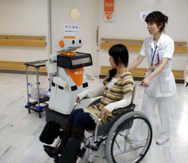 hospital-robot-muratec-patient