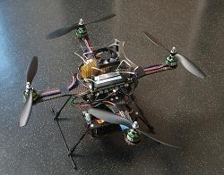 pixhawk-autonomous-quadrotor-ROS