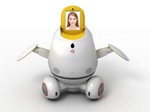 EngKey Korea's robot teacher
