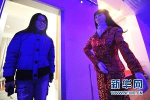 China's Robot Restaurant has greeters