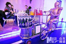 China's Robot Restaurant