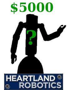 Heartland's $5000 robot
