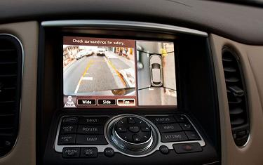 Nissan Infinit around view monitor