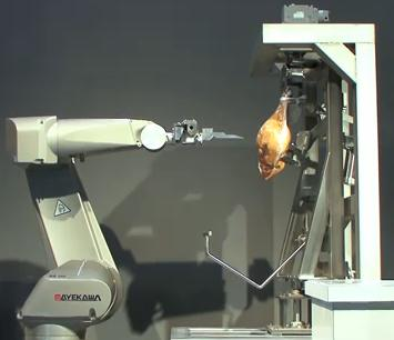 deboning-robot