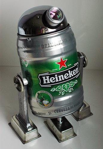Beer2D2 1st version