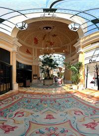C3 Technologies Inside Bellagio Hotel