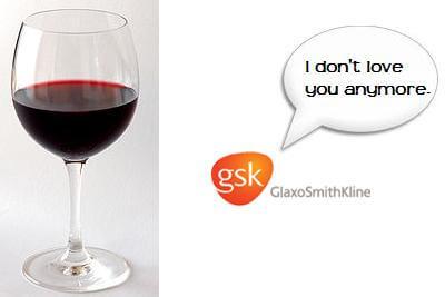 GSK abandons resveratrol