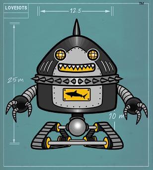 Kit-Robot LoveBots-3