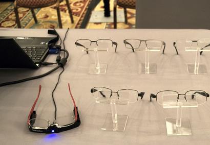 Pixel optics - bifocals of the future