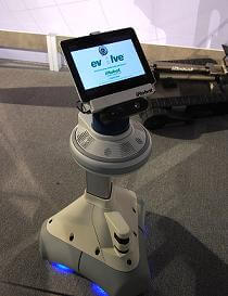 iRobot AVA iPad head