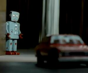 AUDI robot commercial