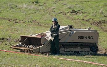 Bots in Afghanistan MV-4